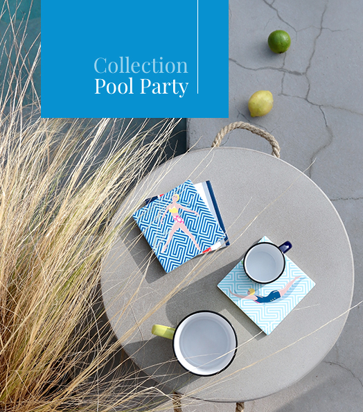 Collection Pool Party