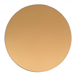 Miroir teinté cuivre