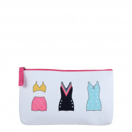 Pochette tissu Pool Party maillots