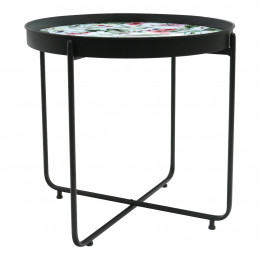 Table basse Flora Fauna