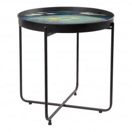 Table basse Ikat
