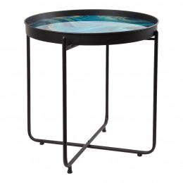 Table basse Minéral