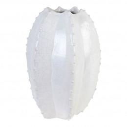 Vase blanc Cactus - Grand modèle