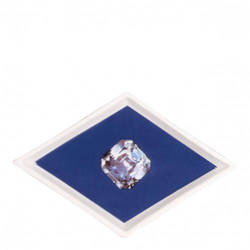 Vide-poche losange Minéral diamant